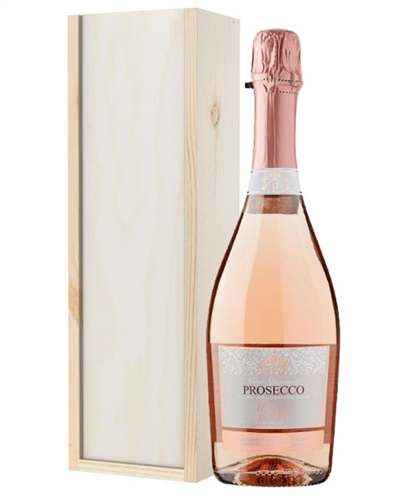 Rose Prosecco Gift