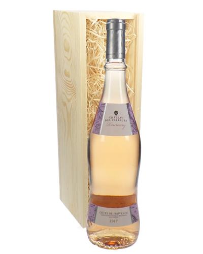 Roumery Provence Rose Wine Gift