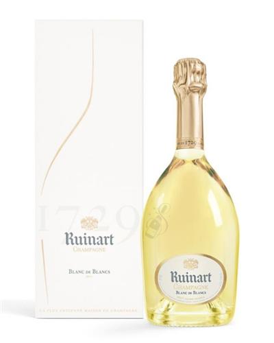 Ruinart Blanc de Blancs Champagne Gift Box