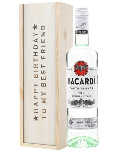 Rum Birthday Gift For Best Friend