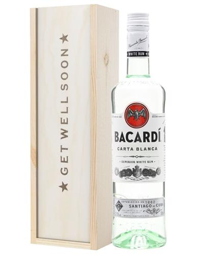 Rum Get Well Soon Gift