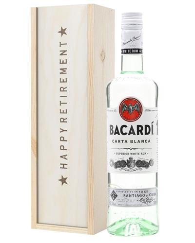 Rum Retirement Gift