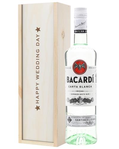 Rum Wedding Gift