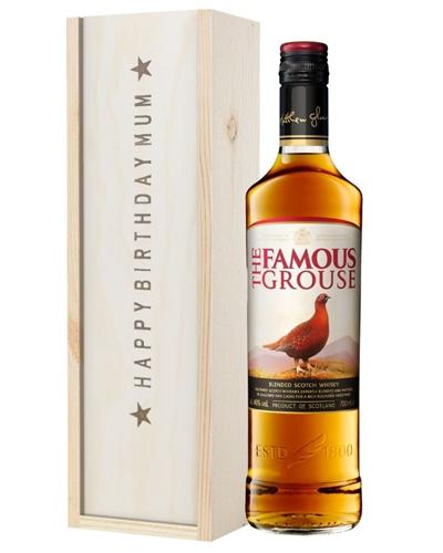 Scotch Whisky Birthday Gift For Mum