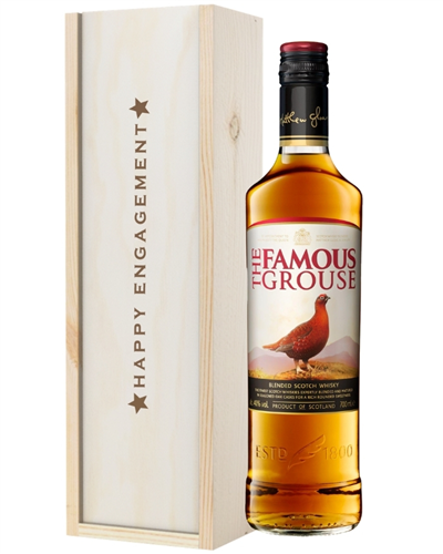 Scotch Whisky Engagement Gift