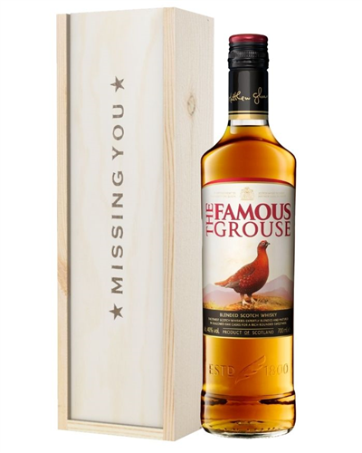 Scotch Whisky Missing You Gift