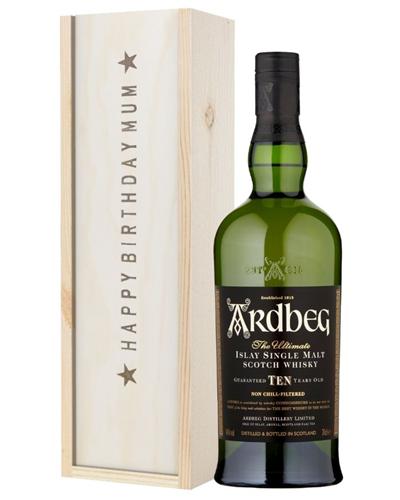 Islay Whisky Birthday Gift For Mum