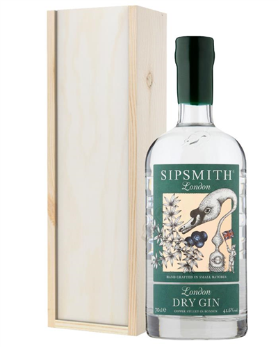 Sipsmith Gin Gift