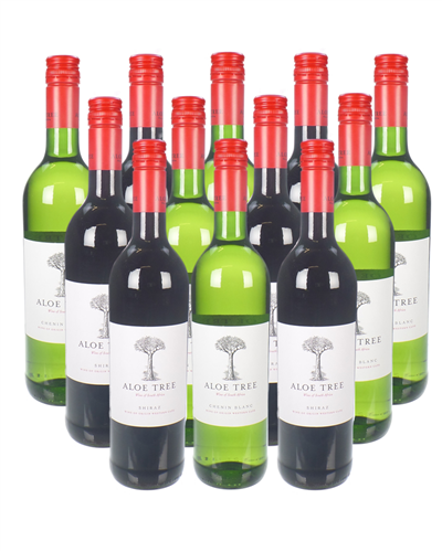 South African Mixed Wine Case