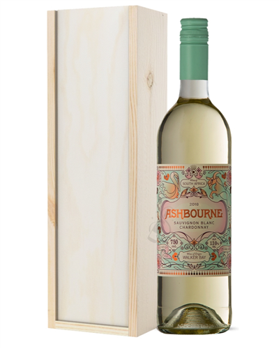South African Sauvignon Blanc White Wine Gift