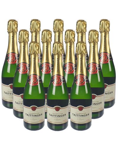 Taittinger Champagne Case