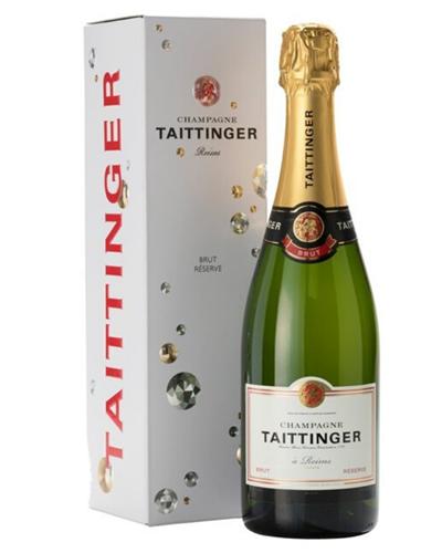 Taittinger Champagne Gift Box