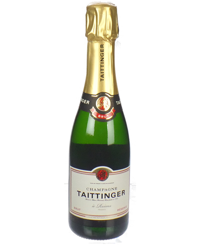 Taittinger Champagne Half Bottle