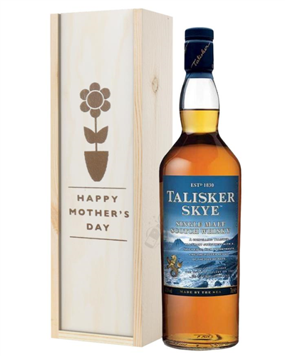 Talisker Skye Single Malt Whisky Mothers Day Gift