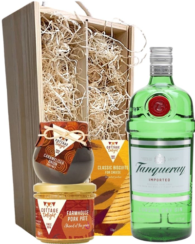Tanqueray Gin And Pate Gift
