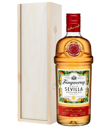 Tanqueray Sevilla Gin Gift