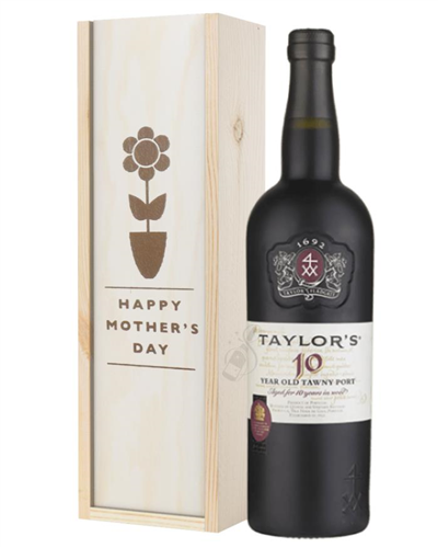 Taylors 10 Year Old Port Mothers Day Gift