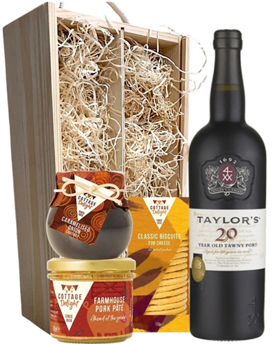 Taylors 20 Year Old Port and Pate