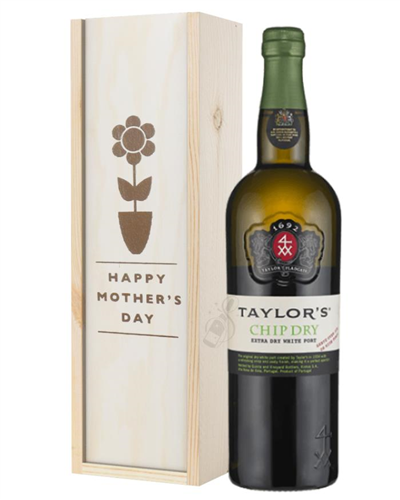 Taylors Chip Dry White Port Mothers Day Gift