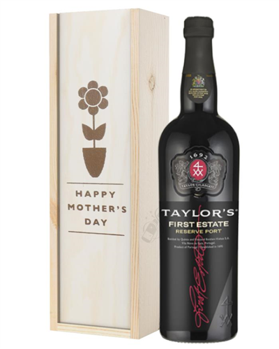 Taylors First Reserve Port Mothers Day Gift
