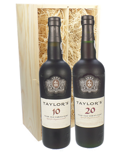 Taylors Vintage Port Twin