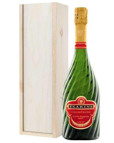 Tsarine Champagne Gift