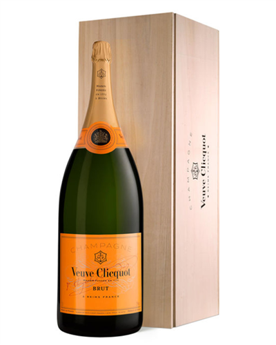 Veuve Clicquot Champagne Balthazar