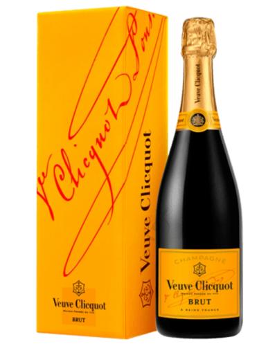 Veuve Clicquot Champagne Gift Box