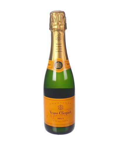 Veuve Clicquot Champagne Half Bottle