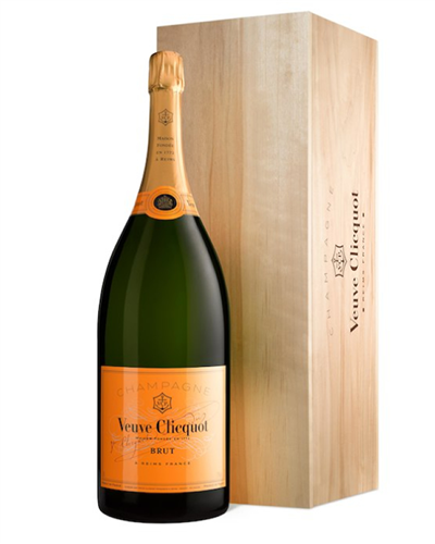 Veuve Clicquot Champagne Methuselah