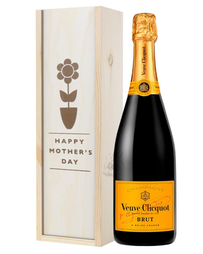 Veuve Clicquot Champagne Mothers Day Gift