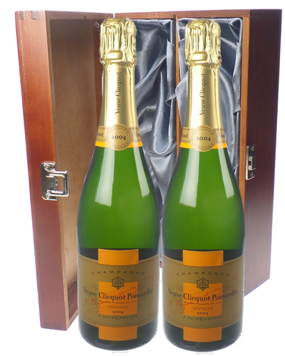 Veuve Vintage Champagne Twin Luxury Gift
