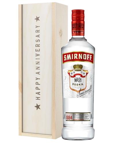 Vodka Anniversary Gift