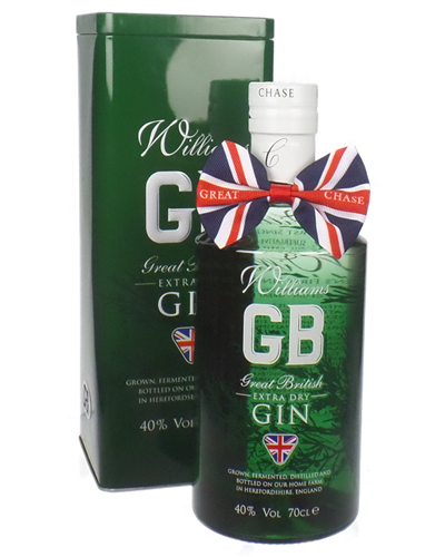 Williams GB Gin In A Tin