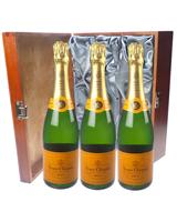 Veuve Clicquot Triple Luxury Gift