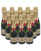 Moet Chandon Champagne Mini Quarter Case