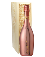 Rose Gold Prosecco Gift