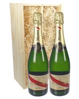 Mumm Cordon Rouge Champagne Twin Gift