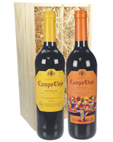 Campo Viejo Mixed Twin Gift
