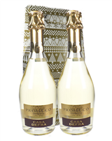Christmas Prosecco Twin Wine Gift