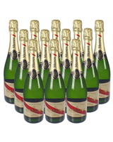 Mumm NV Champagne Case