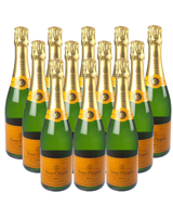 Veuve Clicquot Champagne Case
