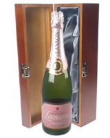 Lanson Rose Luxury Gift