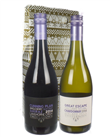 Christmas Australian Mixed Wine Twin Gift