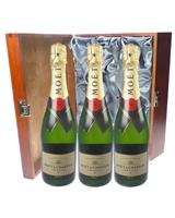 Moet et Chandon Triple Luxury Gift