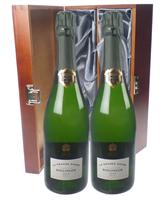 Bollinger Grande Annee Vintage Twin Luxury Gift