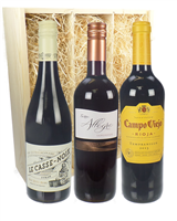 Eurozone Red Wine Triple Gift