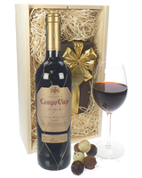 Campo Viejo Gran Reserva and Luxury Chocolate Gift