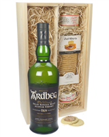 Ardbeg 10 Single Malt and Pate