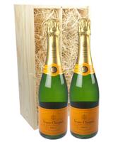 Veuve Clicquot Champagne Twin Gift